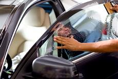 Тонировка автомобильных окон своими руками