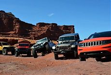 Moab Easter Jeep Safari