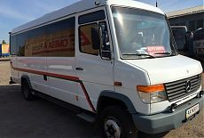Микроавтобус Мерседес