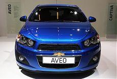 Chevrolet Aveo 4Д Седан
