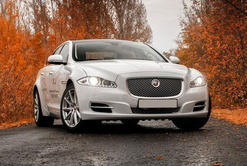 Jaguar XJ Supersport LWB