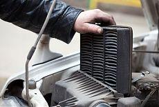 Воздушный фильтр автомобиля