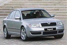 Skoda Superb (2002-2007)