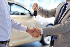 Покупка автомобиля у автодилера