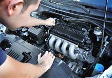 Проверка двигателя автомобиля