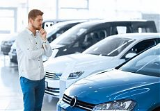 Выбор нового автомобиля
