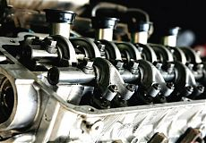 Двигатель автомобиля
