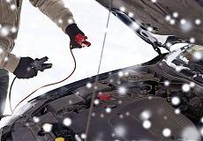 Запуск двигателя зимой — прикуривание