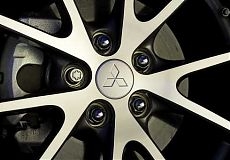 Титановые диски Mitsubishi