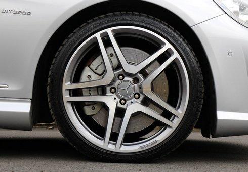 Литые диски для Mercedes-Benz