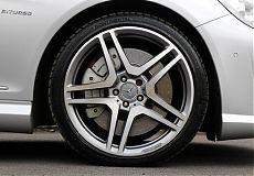 Литые диски для Mercedes Benz