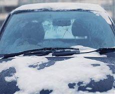 Заводка автомобиля зимой