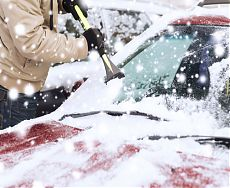 Автомобиль и зима