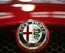 Альфа-Ромео логотип