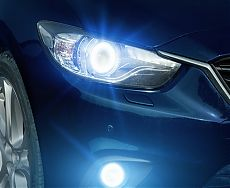 Выбор автомобильного освещения и оптики
