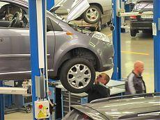 Ремонт автомобиля в автосервисе по гарантии