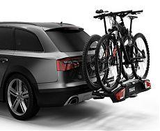 Крепление велосипеда для перевозок на фаркопе