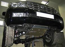 Защита картера Шериф - Toyota Land Cruiser